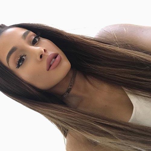 25. Ariana Grande