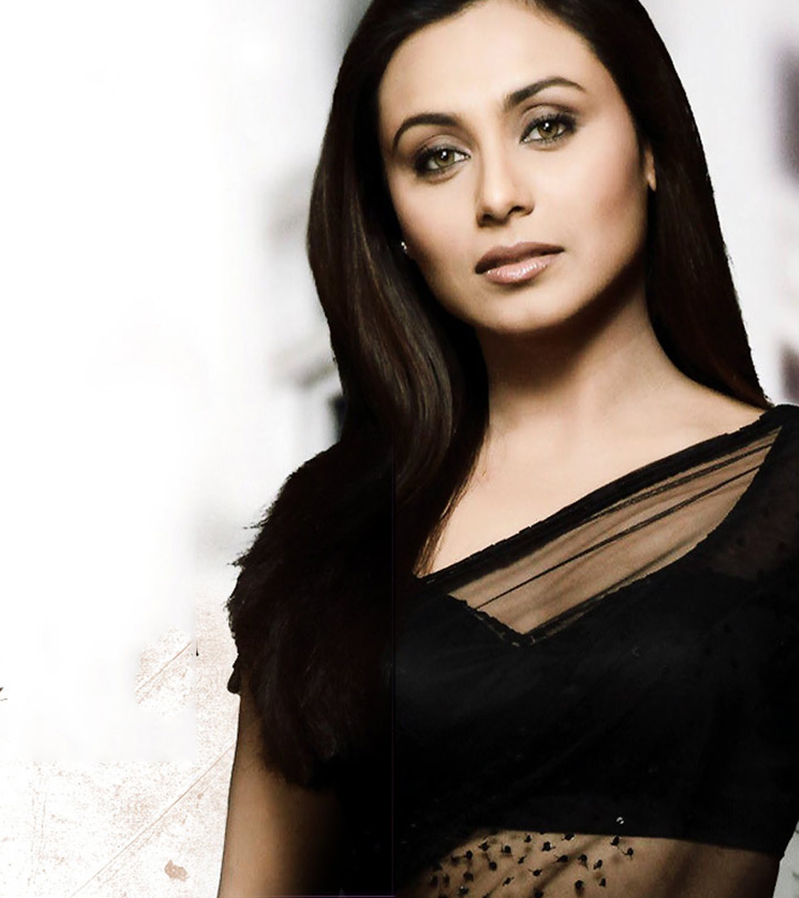 10 Pictures Of Rani Mukherjee Without Makeup