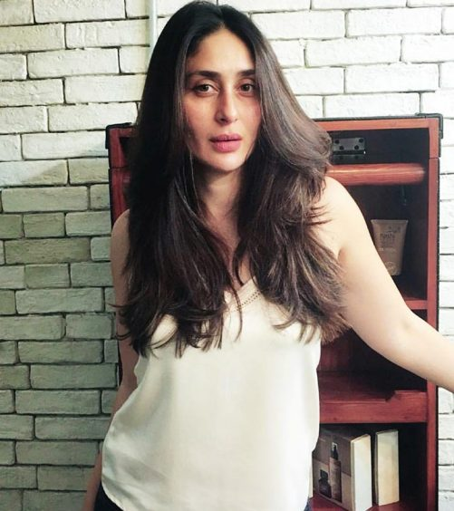CAUGHT! Kareena Kapoor Without Makeup!
