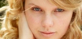 Taylor Swift Without Makeup - You Can