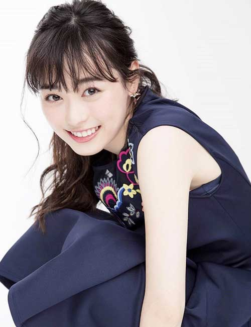 Most Beautiful Japanese Girls - Haruka Fukuhara