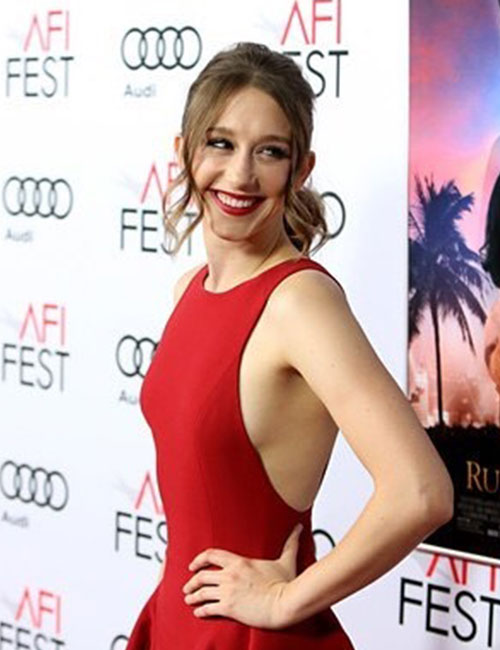 30. Taissa Farmiga - Beautiful American Girls