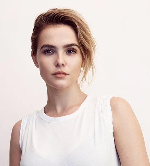 33. Zoey Deutch - Beautiful American Girls