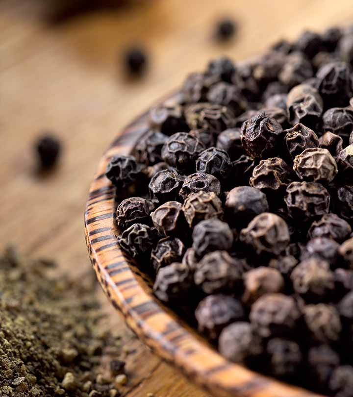 21 Amazing Benefits Of Black Pepper (Kali Mirch) For Skin, Hair, And Health