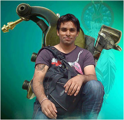 3d tattoo studio delhi