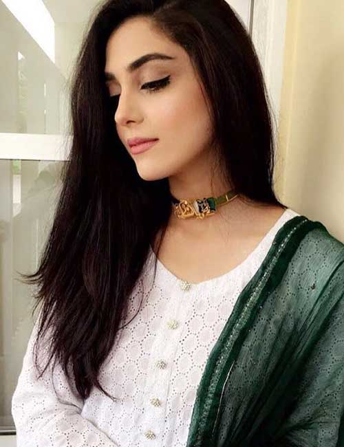 Most Beautiful Woman in Pakistan - 4. Maya Ali