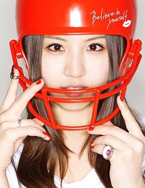 Most Beautiful Japanese Girls - 6. Mao Abe