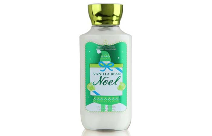 Body Lotions For Dry Skin - Bath And Body Works Vanilla Bean Noel Body Lotion