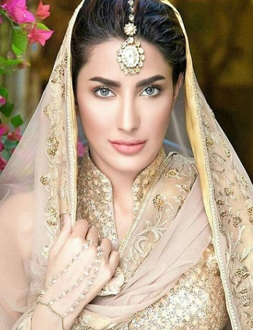 Most Beautiful Women of Pakistan - 7. Mehwish Hayat