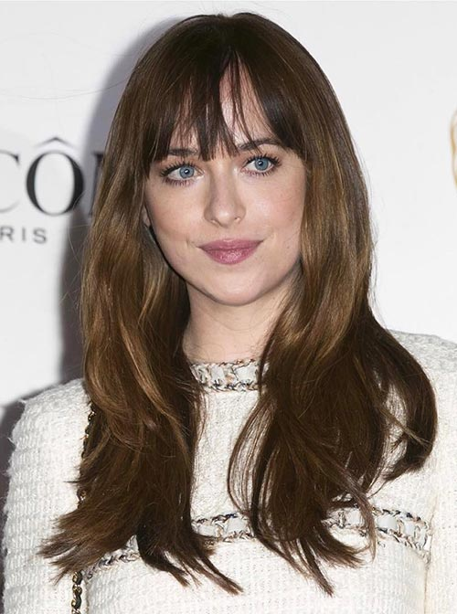 8. Dakota Johnson