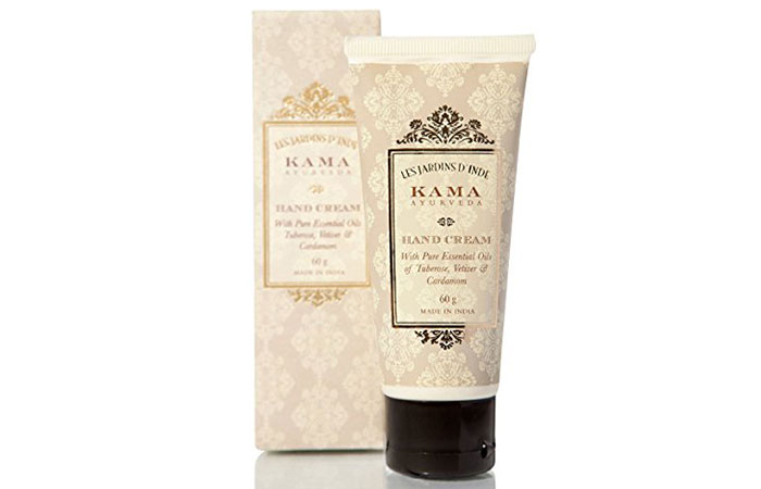 8. Kama Ayurveda Hand Cream