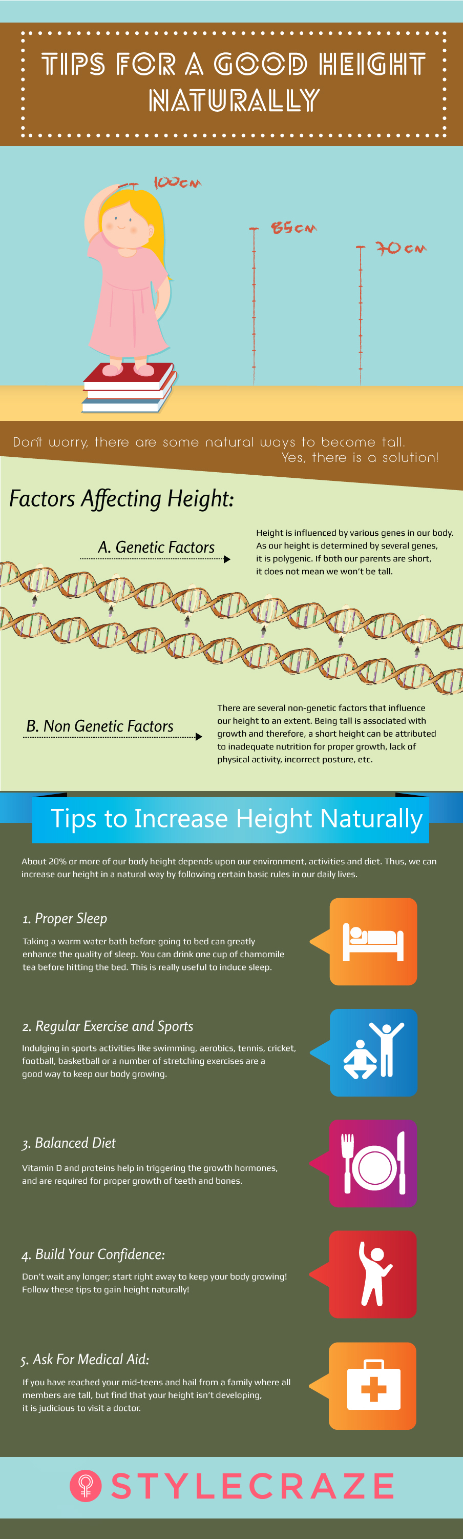 9 Simple Tips To Increase Height Naturally