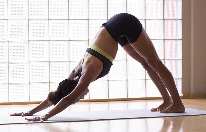 Adho-Mukha Svanasana (Downward Dog Pose)