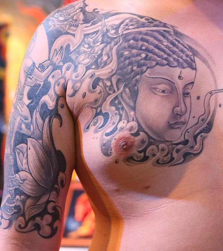 Best Buddha Tattoo Designs Our Top 10