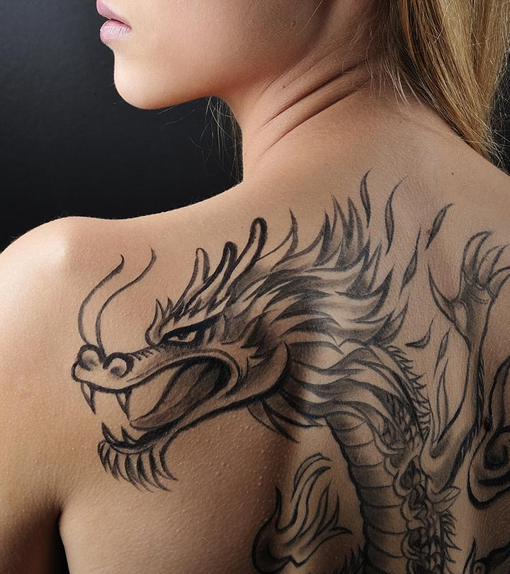 Best Dragon Tattoos – Our Top 10