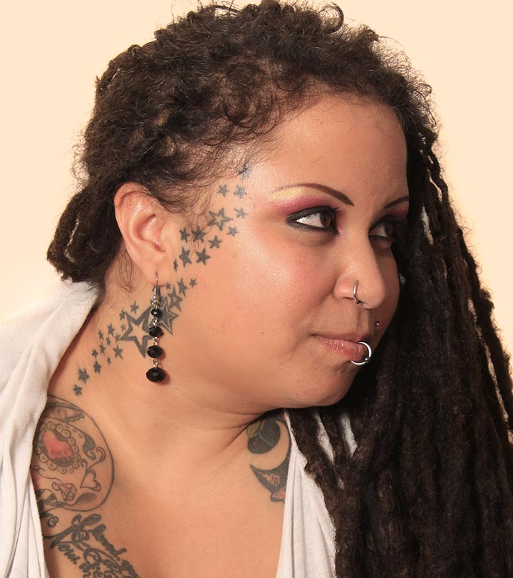 Best Face Tattoo Designs Our Top 10