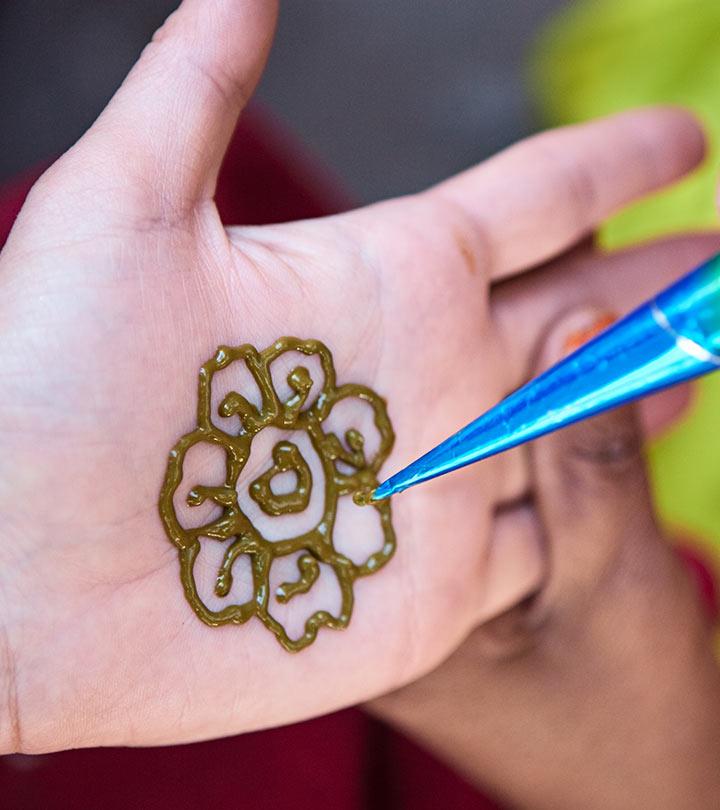Unique Floral Mehndi Designs - Our Top 10 Picks For 2018