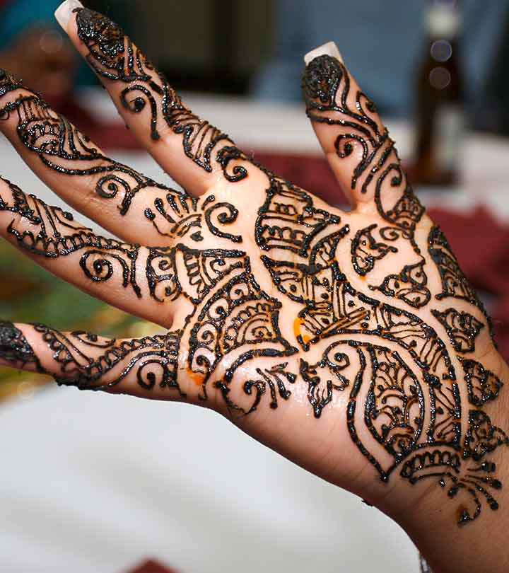 10 Best Gujarati Mehndi Designs You Should Try In 2018