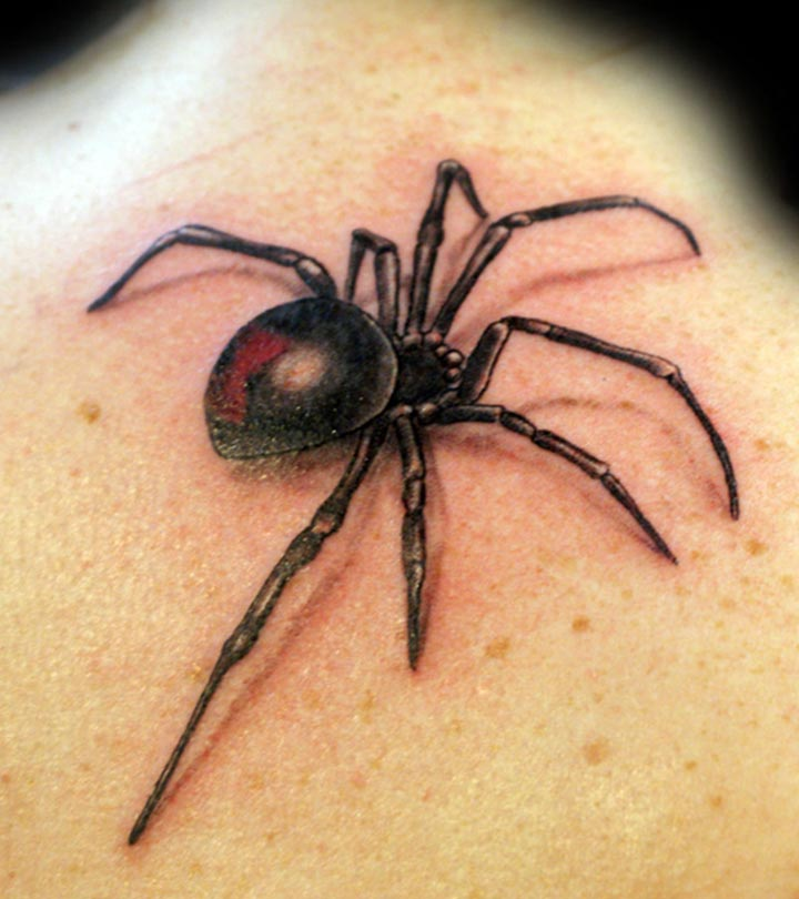 Best Spider Tattoo Designs – Our Top 10
