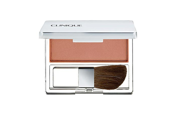 Best Professional Makeup Products - 10. Clinique Blushing Blush Powder