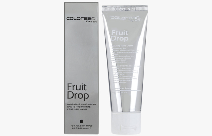 Colorbar Fruit Drop Hydrating Hand Cream - Hand Creams