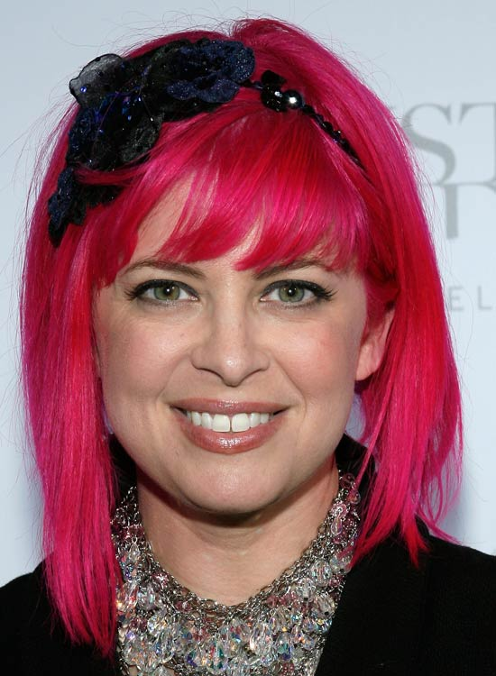 Deep-Pink-Asymmetric-Bob-with-Fringes
