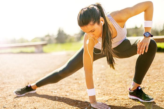 Do Stretches