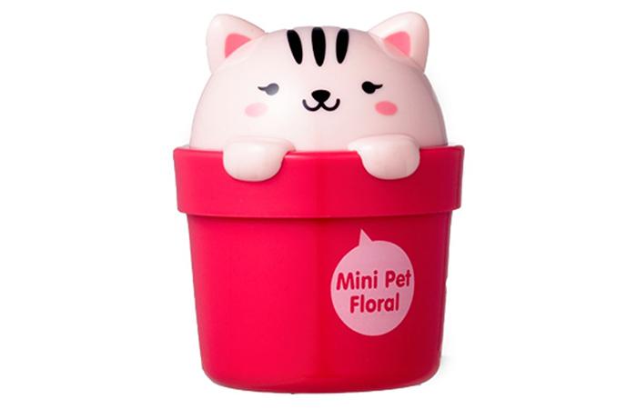 Face Shop Lovely Meex Mini Pet Perfumed Hand Cream - Hand Creams