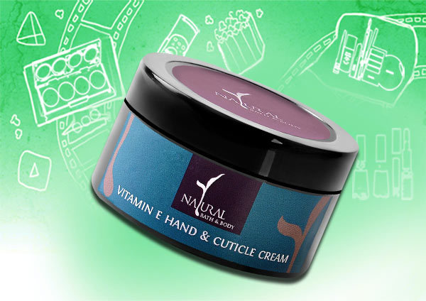 Hand and Cuticle Cream by Natural Bath and Body