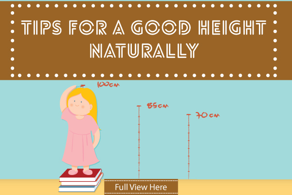 Height Naturally