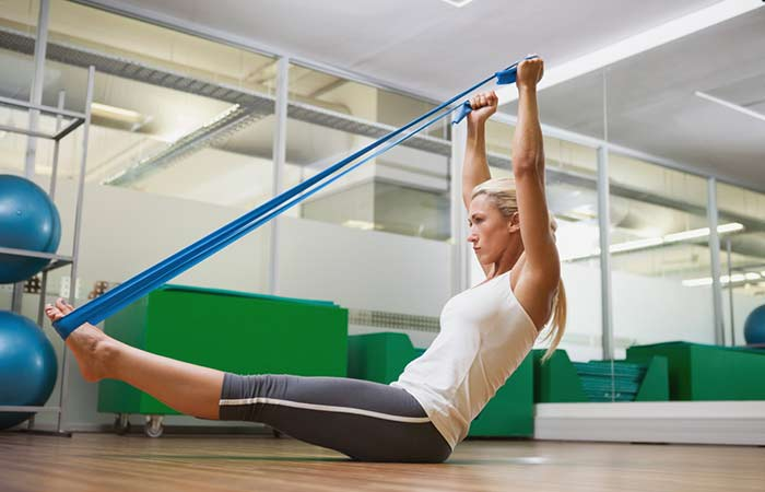 Exercises For Slim Thighs - Resistance Training