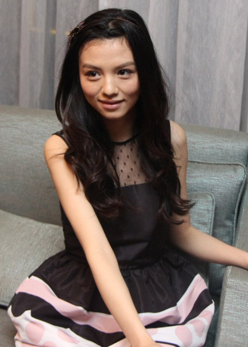 Jessie Li - Most Beautiful Chinese Girl