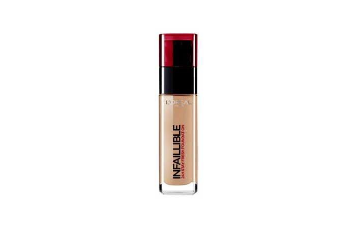 Best Professional Makeup Products - 7. L'Oreal Infallible Makeup Foundation