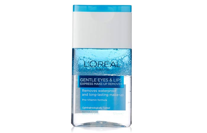 LOreal Paris Gentle Eyes & Lip Eye Express Make-Up Remover