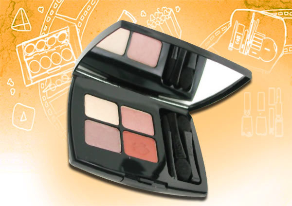 Lancome Ombre Absolue Minerals Eyeshadow Quad