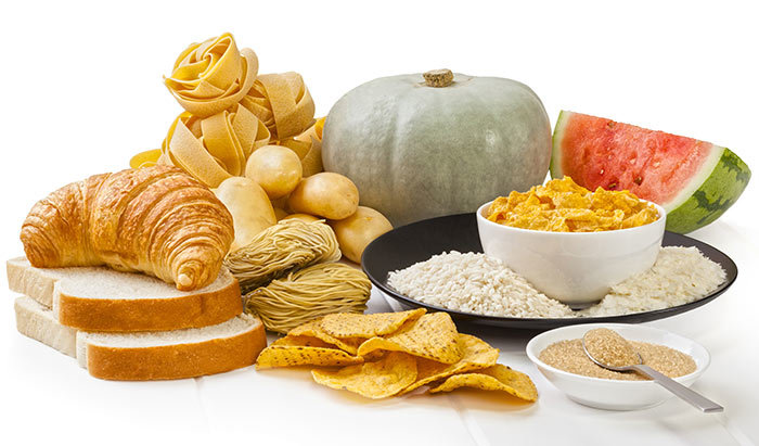 List of Carbohydrates