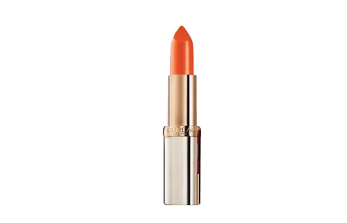 Loreal Made For Me Intense Burning Sunset Lipstick