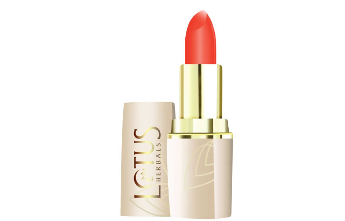 Lotus Herbal O' Orange Lipstick