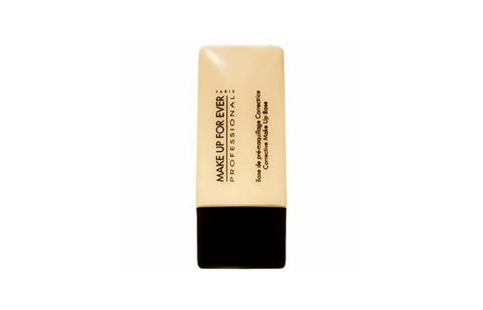 Best Professional Makeup Products - 1. Make Up Forever Corrective Make-up Base