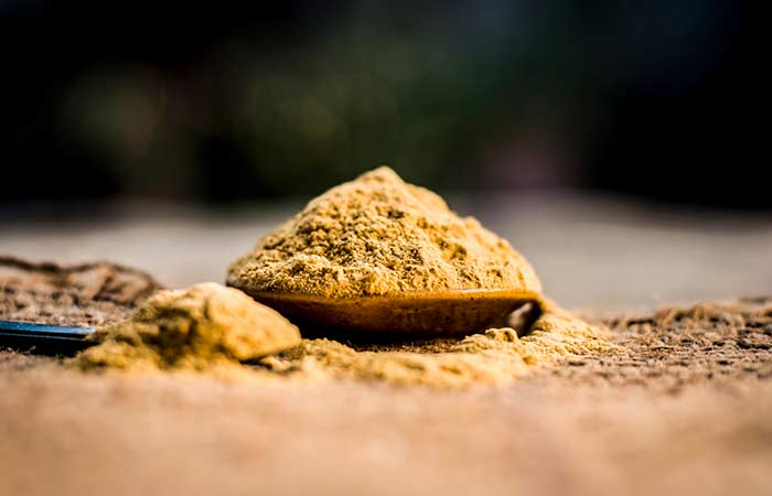 Mango And Multani Mitti Face Pack For Bright Skin
