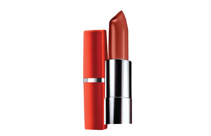 Maybelline Moisture Extreme Color Sensational Lipstick Bronze Orange
