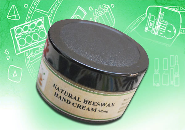 Natural Beeswax Hands Cream by Mountain Bounties