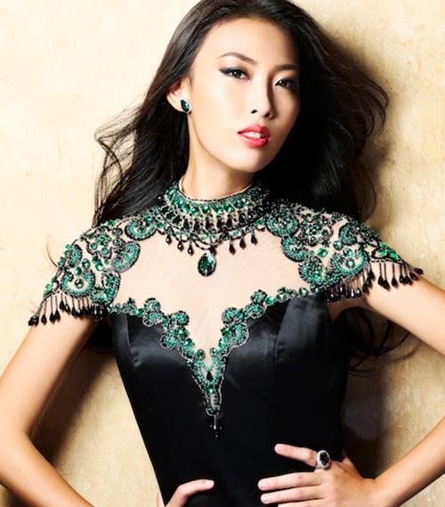 Nora Xu - Lovely Chinese Girl