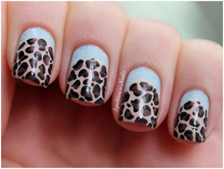 Ruffian animal print