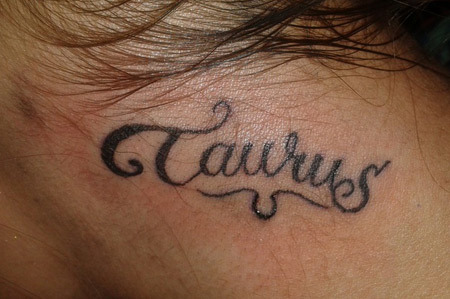Taurus Tattoo