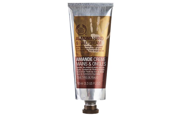 The Body Shop Almond Hand & Nail Cream - Hand Creams