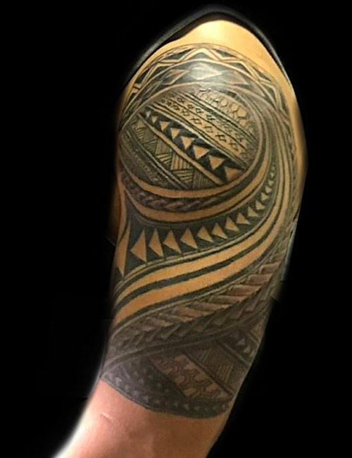 Maori Tattoo History: ­25 Best Maori Tattoo Designs With Meanings