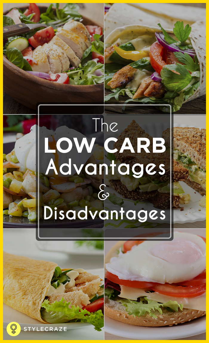 The Lowcarb advantages and disadvantages