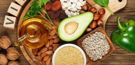 Top 24 Vitamin E Rich Foods