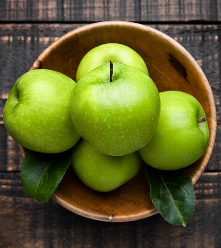 26 Amazing Benefits Of Green Apples For Skin, Hair, And Health
